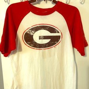 Georgia Bulldogs Jersey T-shirt